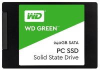 "2.5 SSD 240 Gb SATA 6Gb / s WD Green < WDS240G1G0A > 2.5"" TLC"