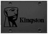 "480 Gb SATA 6Gb / s Kingston A400 < SA400S37/480G > 2.5"" TLC"