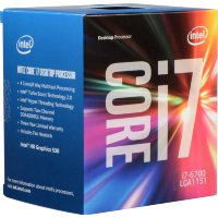 Intel Core i7-6700 3.4 GHz / 4core / SVGA HD Graphics 530 / 1+8Mb / 65W / 8 GT / s LGA1151