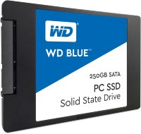"250 Gb SATA 6Gb / s WD Blue < WDS250G1B0A > 2.5"" TLC"