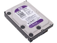 2Tb - Western Digital Purple WD20PURX