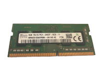 Оперативная память 4Gb Hynix HMA851S6AFR6N-UH DDR4 2400 SO-DIMM