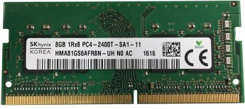 Оперативная память 8Gb Hynix HMA81GS6AFR8N-UH DDR4 2400 SO-DIMM