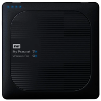 Внешний HDD Western Digital My Passport Wireless Pro 1 ТБ