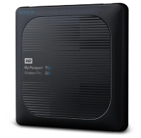 Внешний HDD Western Digital My Passport Wireless Pro 2 ТБ