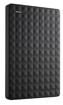 Внешний жесткий диск 2Tb Seagate Expansion Portable STEA2000400 Black USB3.0 (RTL)