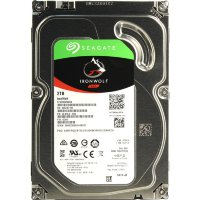 "2 Tb SATA 6Gb / s Seagate IronWolf NAS ST2000VN004 3.5"" 5900rpm 64Mb"