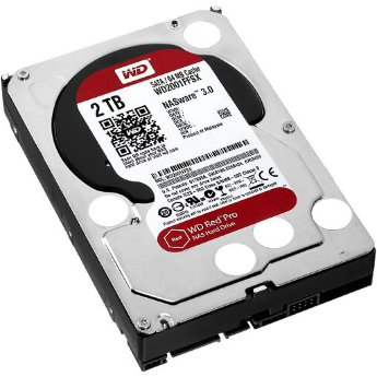 "Жесткий диск 2Tb SATA Western Digital Red Pro WD2001FFSX 3.5"" 7200rpm 64Mb"