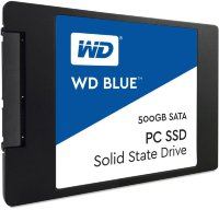 Western Digital WD BLUE PC SSD 500 GB (WDS500G1B0A)