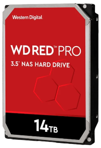 Жесткий диск 14Tb WD140EFFX NAS Red (5400rpm) 512Mb 3.5""