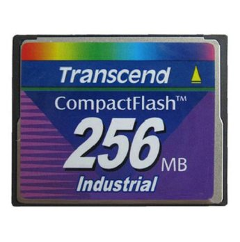 256MB карта памяти Compact Flash Transcend Industrial High Speed