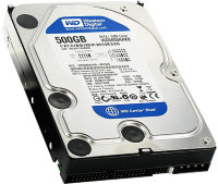 "500 Gb IDE Western Digital Caviar Blue < WD5000AAKB > 3.5"" UDMA100 7200rpm 16Mb"