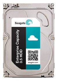 "Жесткий диск 1Tb SATA Seagate Enterprise Capacity ST1000NM0055 3.5"" 7200rpm 128Mb"