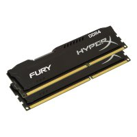 Оперативная память 16Gbx2 Kit Kingston HyperX Fury HX424C15FBK2/32 DDR4 2400 DIMM