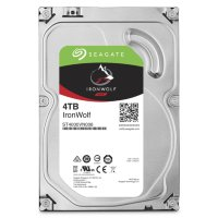 "4 Tb SATA 6Gb / s Seagate IronWolf NAS < ST4000VN008 > 3.5"" 5900rpm 64Mb"