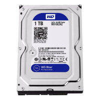 "Жесткий диск 1Tb SATA Western Digital Blue WD10EZRZ 3.5"" 5400rpm 64Mb"