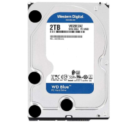 Жесткий диск 2Tb Western Digital Blue WD20EZAZ 3.5""