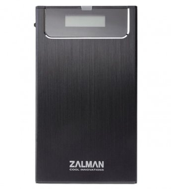 Внешний бокс Zalman ZM-VE350 Black эмулятор CD/DVD/Blu-ray
