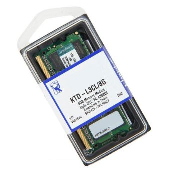 Оперативная память 8GB Kingston KTD-L3CL/8G DDR3L 1600 SODIMM