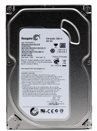 "250 Gb SATA 6Gb / s Seagate Barracuda 7200.12 ST3250312AS 3.5"" 7200rpm 8Mb"