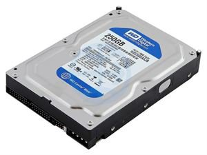 "Жесткий диск 250Gb IDE Western Digital WD2500AAJB 3.5"" UDMA100 7200rpm 8Mb"