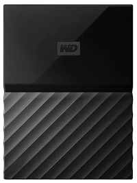 Внешний жесткий диск 4Tb Western Digital My Passport for Mac WDBP6A0040BBK