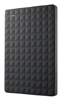Seagate Expansion Portable+  STEF2000401 Black 2Tb USB3.0 (RTL)
