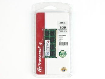 Оперативная память 8Gb Transcend TS1GSK64W6H DDR3L 1600 SO-DIMM