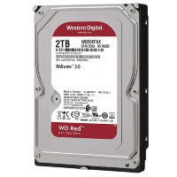 Жесткий диск 2Tb Western Digital WD Red WD20EFAX