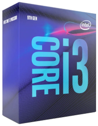 Процессор Intel Core i3-9100 3600MHz LGA1151 v2
