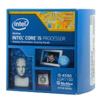 Процессор Intel Core i5-4590 3300MHz LGA1150