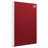 Внешний жесткий диск  2Tb Seagate Backup Plus Slim Portable STHN2000403 Red USB3.0
