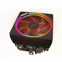 Кулер для процессора AMD Wraith Prism LED RGB Cooler Fan p/n 712-000075 Rev:A