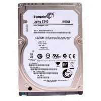 "1 Tb + 8GB MLC NAND SATA 6Gb / s Seagate Laptop SSHD < ST1000LM014 > 2.5"" 5400rpm 64Mb"