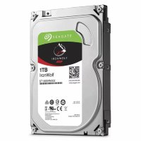 "1 Tb SATA 6Gb / s Seagate IronWolf NAS < ST1000VN002 > 3.5"" 5900rpm 64Mb"
