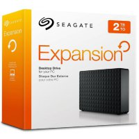 Жесткий диск 2Tb Seagate Expansion STEB2000200 Black 2Tb USB3.0