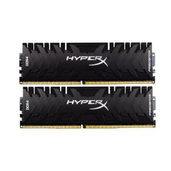 Оперативная память 16Gbx2 KIT Kingston HyperX Predator HX432C16PB3K2/32 DDR4 DIMM PC4-25600 CL16