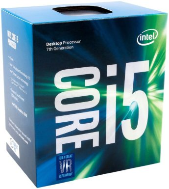 Процессор Intel Core i5-7400 3000MHz LGA1151