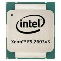 Intel Xeon E5-2603 V4 1.7 GHz / 6core / 1.5+15Mb / 85W / 6.4 GT / s LGA2011-3
