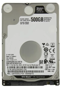 Жесткий диск 500Gb Western Digital WD5000LPSX 2.5""