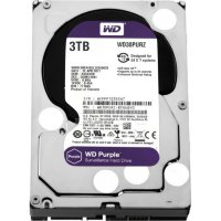 "Жесткий диск 3Tb SATA Western Digital Purple WD30PURZ 3.5"" 64Mb"