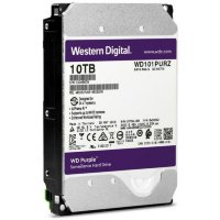 "Жесткий диск 10 Tb Western Digital Purple WD101PURZ 3.5"" 7200rpm 256Mb"