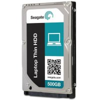 "500 Gb SATA 6Gb / s Seagate Laptop Thin ST500LM021 2.5"" 7200rpm 32Mb"