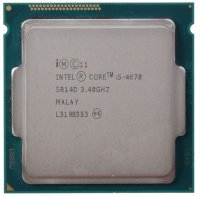 Процессор Intel Core i5-4670 3400MHz LGA1150