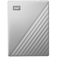Внешний жесткий диск 4Tb WD WDBPMV0040BSL My Passport Ultra for MAC USB 3.0 Type-C