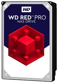 Жесткий диск 10TB Western Digital WD Red Pro WD101KFBX