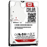 "750 Gb SATA 6Gb / s Western Digital Red < WD7500BFCX > 2.5"" 16Mb"