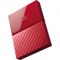 "Жесткий диск  1Tb WD WDBBEX0010BRD-VB My Passport Red 2.5"" USB 3.0"