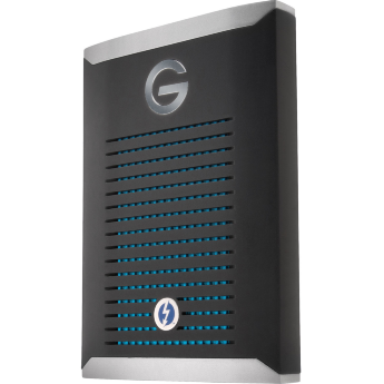 Жесткий SSD G-Technology 500GB G-DRIVE mobile Pro Thunderbolt 3