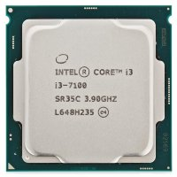 Процессор Intel Core i3-7100 3900MHz LGA1151